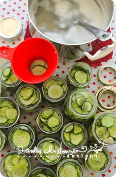 pickles in winter