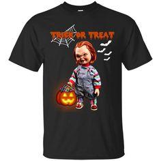 Happy Halloween T shirts Jacky Doll  Trick Or Treat Hoodies Sweatshirts