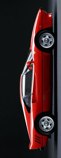 (°!°) Ferrari 288 GTO Weird Cars, Cool Cars, Crazy Cars, Classic Sports Cars, Classic Cars, Ferrari 288 Gto, Pretty Cars, Bike Design, Sport Cars