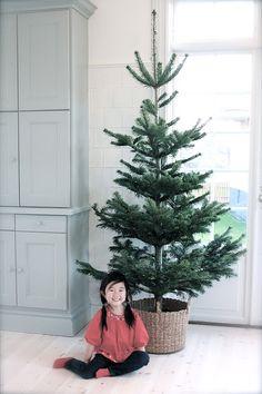 Vi har tjuvstartar julen i villa N och tagit in granen den tredje advent. God jul får man väl nästan säga idag? Vi har i alla fall t...