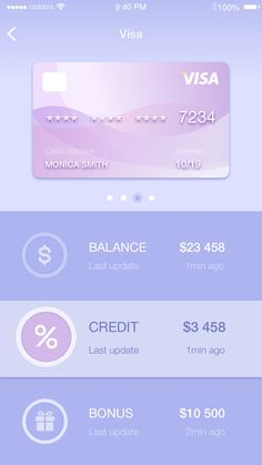 Card | #ui #ios