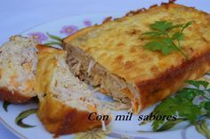 Keep reading to get some great ideas you can use to manage your situation. Quiches, Turkey Recipes, Chicken Recipes, Tortas Light, Pollo Recipe, Venezuelan Food, Good Food, Yummy Food, Cooking Recipes
