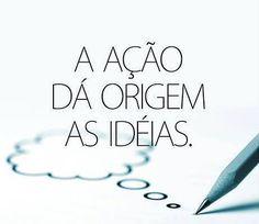 É Ótimo estar Sempre em Ação!  #atreveteaserlivre #escolheserfeliz #ação