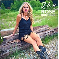 The Turquoise Rose Boutique Longview, Tx Instagram @the_turquoise_rose_btq Find us on Facebook!