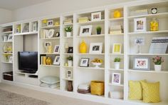 Shelves and drawers in the house interior | Modern Interior and ...