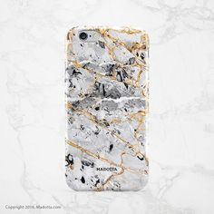 Golden Marble iPhone Cover by Madotta | This stunning marble artwork is available for all iPhone models and some Samsung Galaxy S devices. Made in the UK. Worldwide shipping available. Trendy iPhone 7 Cases and Covers #madotta View more designs at https://madotta.com/collections/marble-iphone-cases/?utm_term=caption+link&utm_medium=Social&utm_source=Pinterest&utm_campaign=IG+to+Pinterest+Auto
