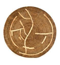 Woven Wedding Basket from Zambia