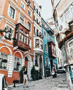 Cihangir, Istanbul