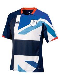 Team GB Football Jerseys