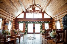 rusitc chic lodge wedding reception ideas for intimate weddings Log Cabin Wedding, Cottage Wedding, Lodge Wedding, Small Intimate Wedding, Intimate Weddings, Small Weddings, Southern Weddings, Vintage Weddings, Wedding Ceremony Decorations