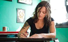 Lidia López - Sakura Tattoo, Santiago de Chile