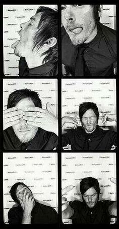 Norman Reedus ♡ my favorite man in the world