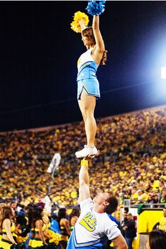 UCLA cheer #Cheer #cheerleader #cheerleading