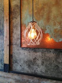 greige: interior design ideas and inspiration for the transitional home : Neptune Glassworks pendant