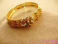 gold bangles designs - Google Search