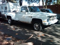 1981 Chevy K-20 350 4sp long bed step side