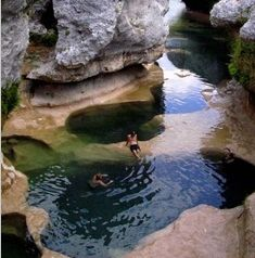 Life List: Swim the narrows in Texas.
