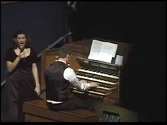 Voice - Senior Recital at Radford University  ~ Have your concert professionally video taped. Watch The Phantom of the Opera and other Broadway Songs!