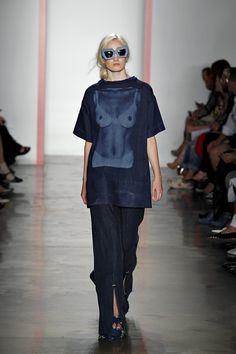 Amelia Lindquist / Parsons MFA Fashion Runway Show