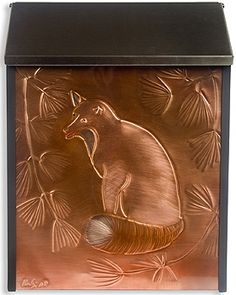 179 Best Copper Brass Mailboxes Images Mounted Mailbox