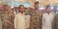 BLA commander surrenders in #Balochistan