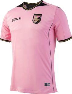 Camisas do Palermo 2016-2017 Joma Titular