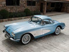 1959-60 Chevrolet C1 Corvette