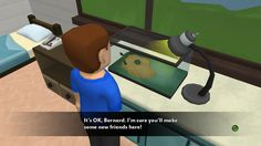 'Life In The Dorms' Is An Adventure In (Somewhat Silly) University Life – Classic Games & Fashions for Every Home University Life, Lets Play, Indie Games, Best Games, Dorm, Adventure, Classic, Bed Room, Dormitory