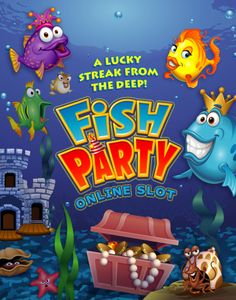 Fish Party Online Slot Game Lucky Streak, Party Online, Some Fun, Slot, Fish, Games, Pisces, Gaming, Plays