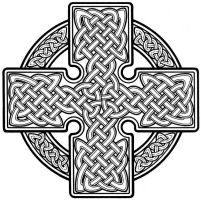 Lots of free colouring resources - geometric, Celtic knots, all sorts. Some simple ones for smalls, and more complex ones too.