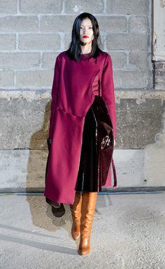 Desfile de Maison Martin Margiela. París. Resumen de las mejores pasarelas de la temporada otoño-invierno con fotos. vídeos, Front Row, StreetStyl 2011- 2012. Otoño-invierno.