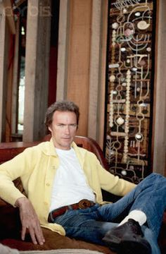 The Clint Eastwood Archive: Clint 70's style