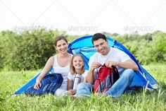 Tent ...  30s, adults, backpack, blue, camp, camper, campground, camping, campsite, caucasian, child, children, dad, daughter, family, father, female, girls, grass, green, happiness, holiday, human, kids, knapsack, leisure, lifestyle, lifestyles, looking, male, man, mother, nature, outdoors, parents, people, person, red, rucksack, smiling, summer, tent, thermos, tourism, tourist, travel, vacations, white, woman, young