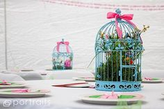 Shabby Garden Baby Shower - Kara's Party Ideas - The Place for All Things Party