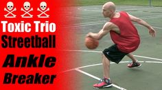 How To: Best Streetball Ankle Breakers & Crossovers Basketball Moves, Street Basketball, Basketball Skills, Trending Videos, Gopro, Things That Bounce, Nba, Ankle, Workout