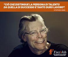 Il talento da solo non basta. Investi il tuo tempo in Face4Job!