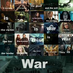 This is War! 30 seconds to mars! <3