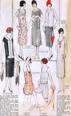 From McCall's magazine, August 1925.