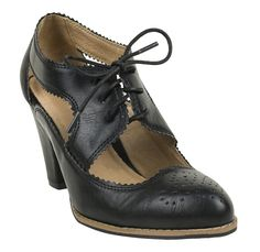 Find inner peace and a bold fashion choice with the Chelsea Crew Monk Wingtip heels!