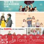 25 Cute Family Christmas Picture Ideas  one of these ideas made me a LITTLE uneasy.....
