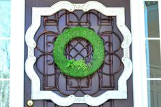 Create a Living Moss Wreath Planter --> http://www.hgtvgardens.com/crafts/how-to-create-a-living-wreath?soc=pinterest