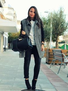 1000+ Images About Bottines Pantalon On Pinterest | Trendy Taste Ximena Navarrete And Moda