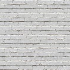 Stacked Bond Brick Wall Tiles Pinterest Bricks and