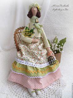 тильда, кукла тильда, тильда кукла, тильда ангел, тильда фея, тильда в подарок, подарок на день рождения, Юлия Голованова, Ярмарка мастеров