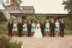 Mid-September Wedding | Lady Bird Johnson Wildflower Center | Brooke Schwab Photography