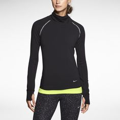 Nike Dri-FIT Sprint Fleece Pullover Camiseta de running - Mujer