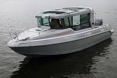 Bildresultat för aluminium boat cabin