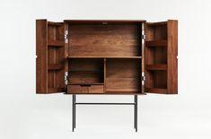 Artisan - Kommode Leno Designer, Modern, Bookcase, Artisan, Shelves, Home Decor, Funky Furniture, Crate, Dresser