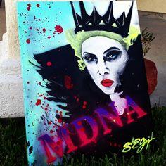 """Madonna and the Huntsmen"" By: Sarah Guajardo"