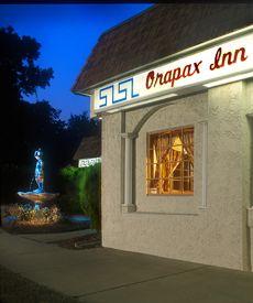 Orapax Inn Best Greek Restaurant In Hampton Roads